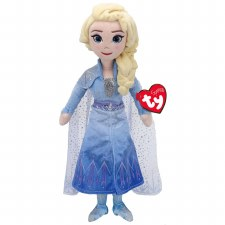 TY Frozen 2 Character, Medium- Elsa