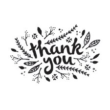Darice Embossing Folder- Phrases- Floral Thank You