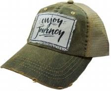 Women's Trucker Baseball Cap- Enjoy the Journey