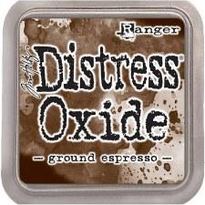 Tim Holtz Distress Oxide- Ground Espresso Ink Pad
