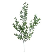 "Eucalyptus Spray, 23""- Dusty Green"