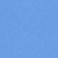 "Kona Cotton 44"" Fabric- Blues- Evening"