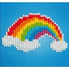 Diamond Facet Art Starter Kit- Ever Living Rainbow