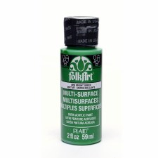 FolkArt 2 Oz. Multi-Surface Acrylic Paint- Bright Green