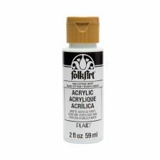 FolkArt 2 Oz. Acrylic Paint- Cottage White