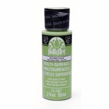 FolkArt 2 Oz. Multi-Surface Acrylic Paint- Fresh Foliage