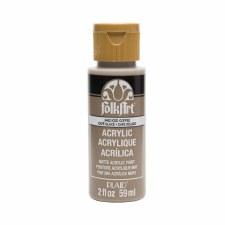 FolkArt 2 Oz. Acrylic Paint- Iced Coffee