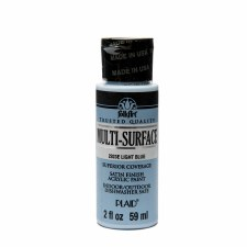 FolkArt 2 Oz. Multi-Surface Acrylic Paint- Light Blue