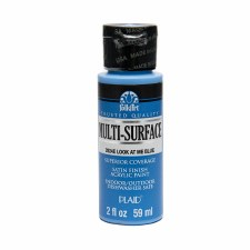 FolkArt 2 Oz. Multi-Surface Acrylic Paint- Look At Me Blue