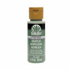 FolkArt 2 Oz. Acrylic Paint- Mossy Meadow
