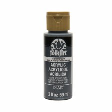 FolkArt 2 Oz. Acrylic Paint- Peppercorn