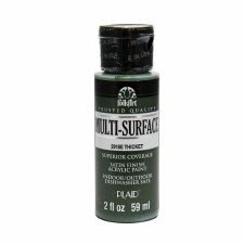 FolkArt 2 Oz. Multi-Surface Acrylic Paint- Thicket