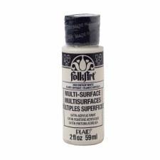 FolkArt 2 Oz. Multi-Surface Acrylic Paint- Vintage White