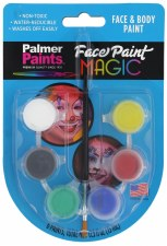 Face & Body Paint 6ct