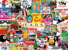 Fads- 1000 piece puzzle