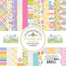 Fairy Garden 6x6 Paper Pad