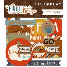 Fall Breeze Ephemera Die Cuts