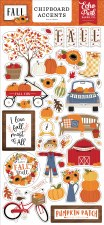 Fall Chipboard- Accents