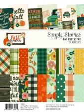 Fall Farmhouse 6x8 Paper Pad