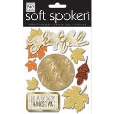 MAMBI Soft Spoken Stickers- Fall- Fall Grateful