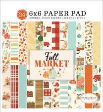 Fall Market 6x6 Paper Pad
