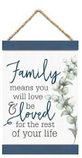 Banner Art- Family Means