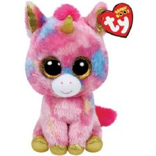 Ty Beanie Boos- Fantasia the Unicorn