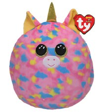 "Squish-A-Boo, 10""- Fantasia Unicorn"