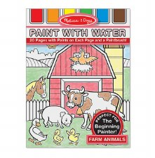 Melissa & Doug Paint with Water- Farm Animals