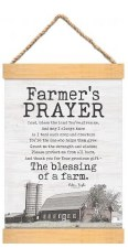 Banner Art- Farmer's Prayer