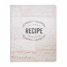 CR Gibson Farmhouse Recipe Notebook