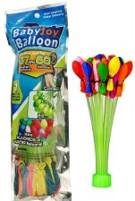 Fast Fill Water Balloons, 37ct