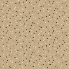 Cat & Dog Bolted Fabric- Fat Cat Neutral Paws
