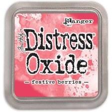 Tim Holtz Distress Oxide- Festive Berries Ink Pad