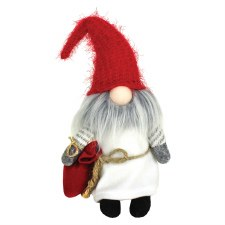Gnome w/ Bag