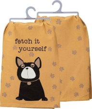 Dish Towel- Fetch it Yourself