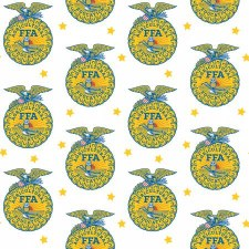 FFA Bolted Fabric- Emblems