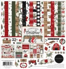 Farmhouse Christmas Collection Kit