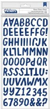 Shimelle Field Trip Stickers- Alphabet Thickers
