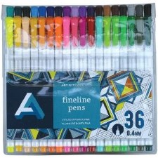 Art Alternatives Fineline Pen Set, 36ct