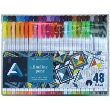 Art Alternatives Fineline Pen Set, 48ct