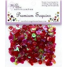 28 Lilac Lane Premium Sequins- Fire