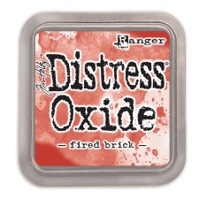 Tim Holtz Distress Oxide- Fired Brick Ink Pad