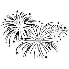 Darice Embossing Folder- Fireworks