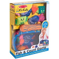 K's Kids Toys- Fish & Count Game