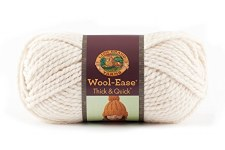 Wool Ease Thick & Quick Yarn- Fisherman