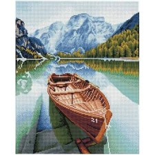 Diamond Facet Art Kit- Fjord Travel