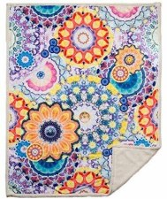 Plush Throw Blanket- Stardust