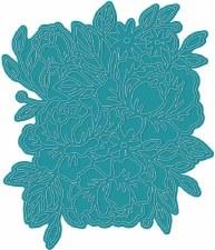 Revolution Card Front Die- Floral
