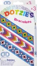 Dotzies Bracelets- Daisies